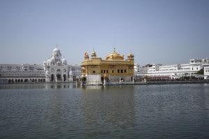 Amritsar - der goldene Tempel