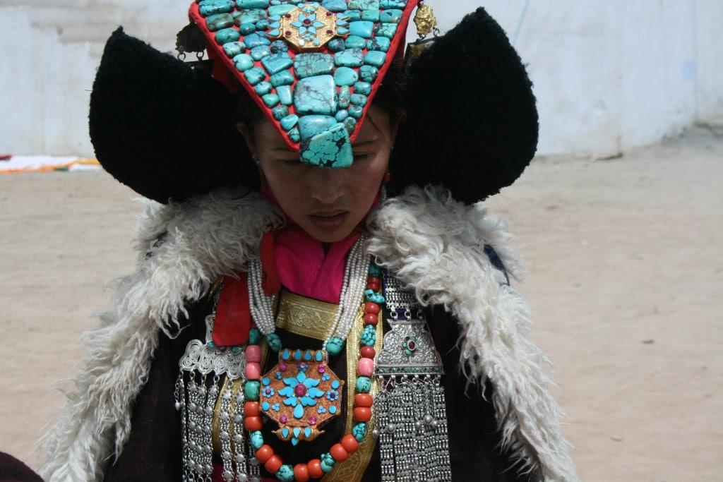 Türkis Korallen Edelsteine Ladakh