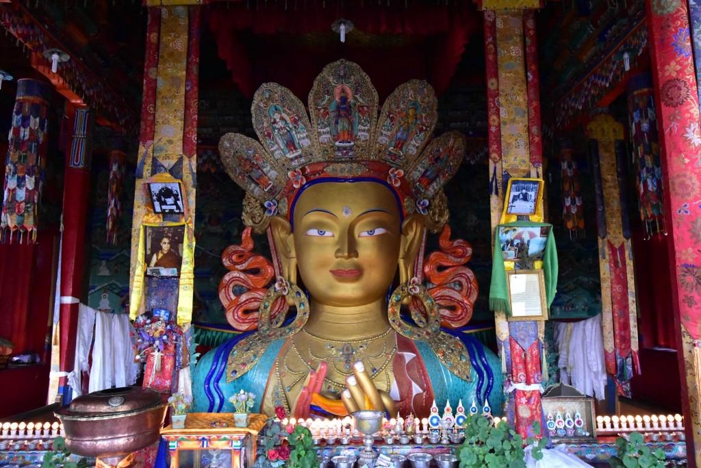 Maitreya-Statue (c) Roland Amon
