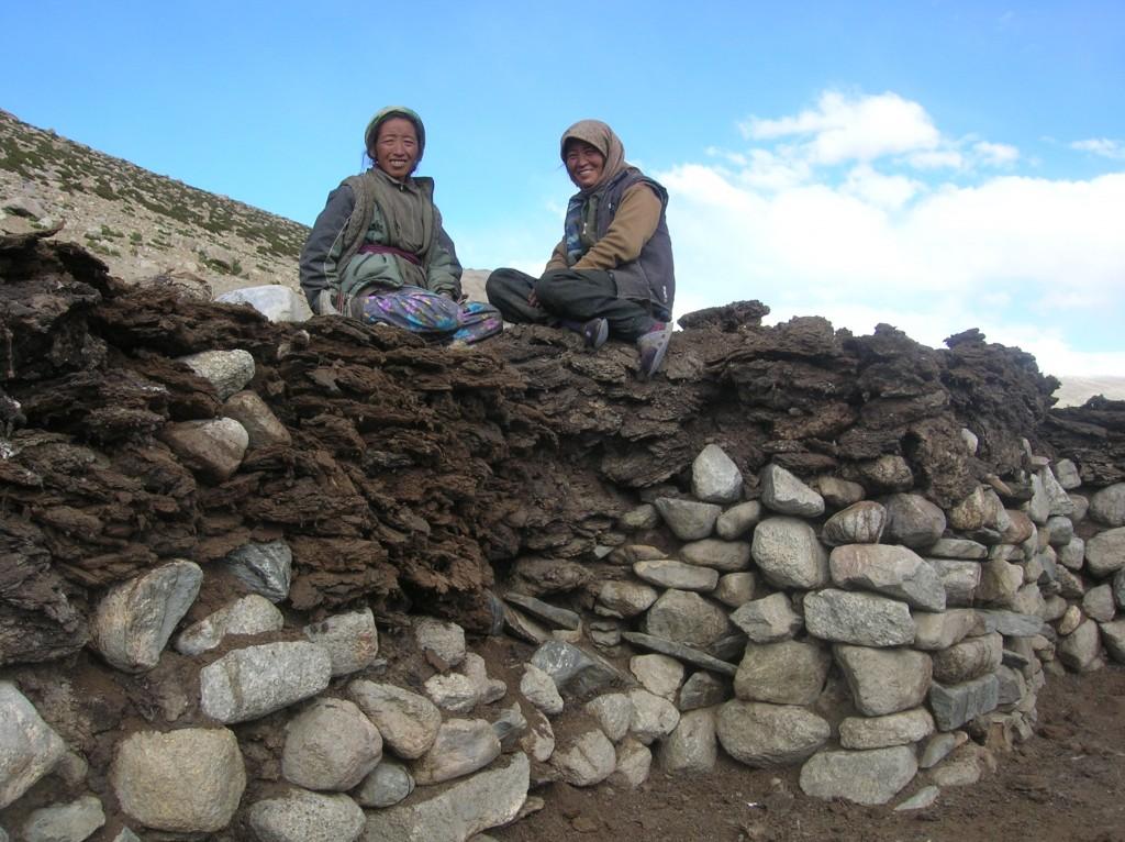 Women Markha Ladakh
