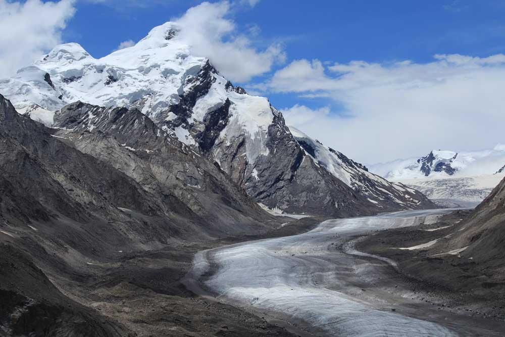glacier zanskar