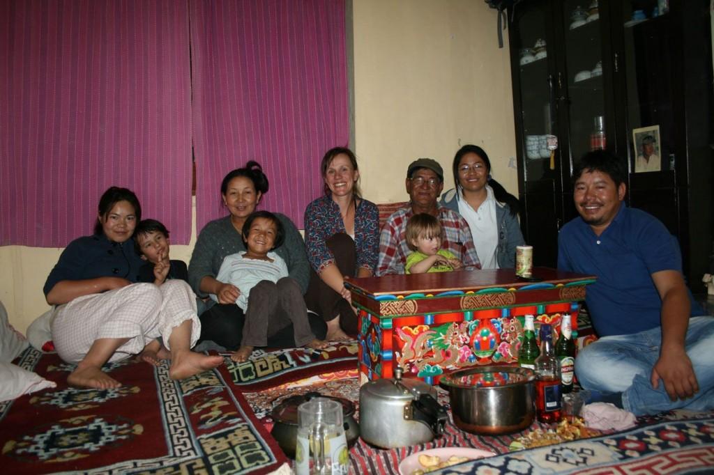 family ladakh