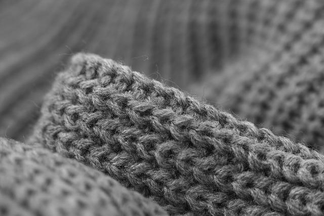 Wolle, Strick, Pullover, schwer