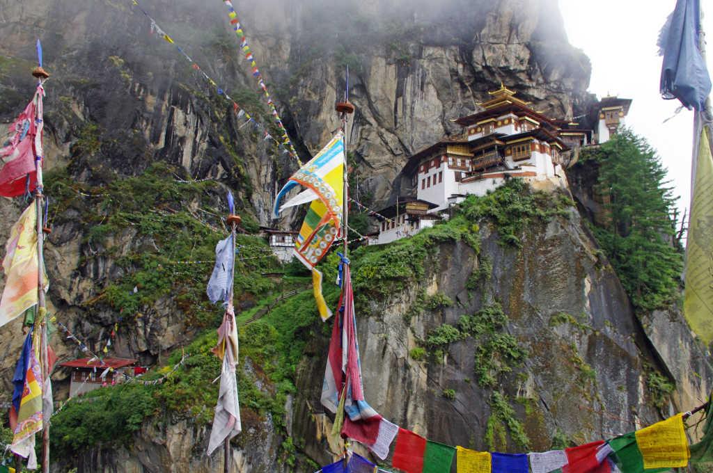 Taktsang Kloster Bhutan