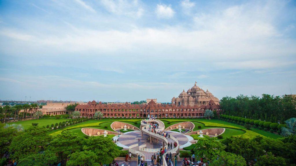 Akshardam-Tempel Delhi