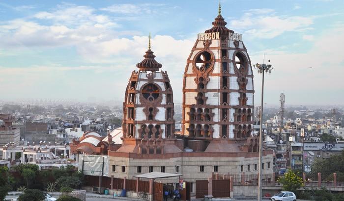Ikscon Tempel in Delhi
