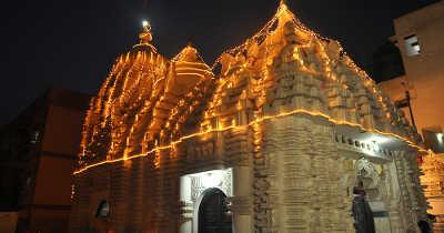 Jagannath Tempel in Delhi