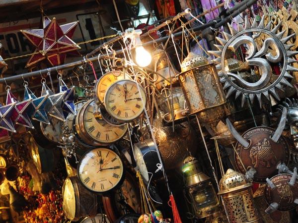 Janpath Markt Delhi