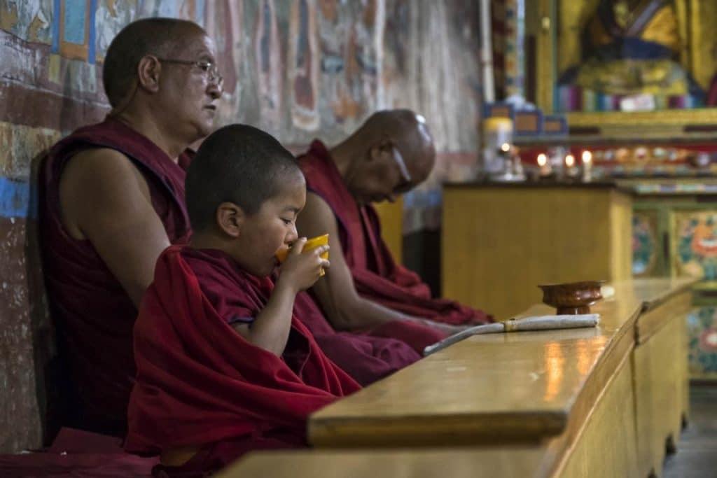 Monks Ladakh